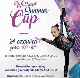 Warsaw Summer CUP 2017