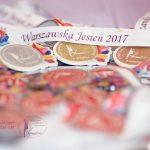 """V Międzynarodowy Turniej w Gimnastyce Artystycznej """"Warszawska Jesień 2017"""""""