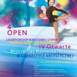 Mistrzostwa Mazowsza i Bemowa w Gimnastyce Artystycznej