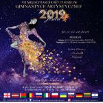 Warszawska Jesień 2019 – VII Międzynarodowy Turniej w Gimnastyce Artystycznej