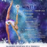 Sosnowiec Winter CUP 2020 oraz Masterclass z Yana Kudryavtseva