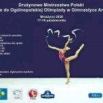 Drużynowe Mistrzostwa Polski kl.III i Eliminacje do Ogólnopolskiej Olimpiady Młodzieży