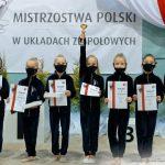 Mistrzostwa Polski w układach zespołowych 2020, Wyniki